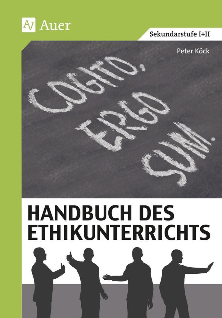 Handbuch des Ethikunterrichts als Buch (kartoniert)