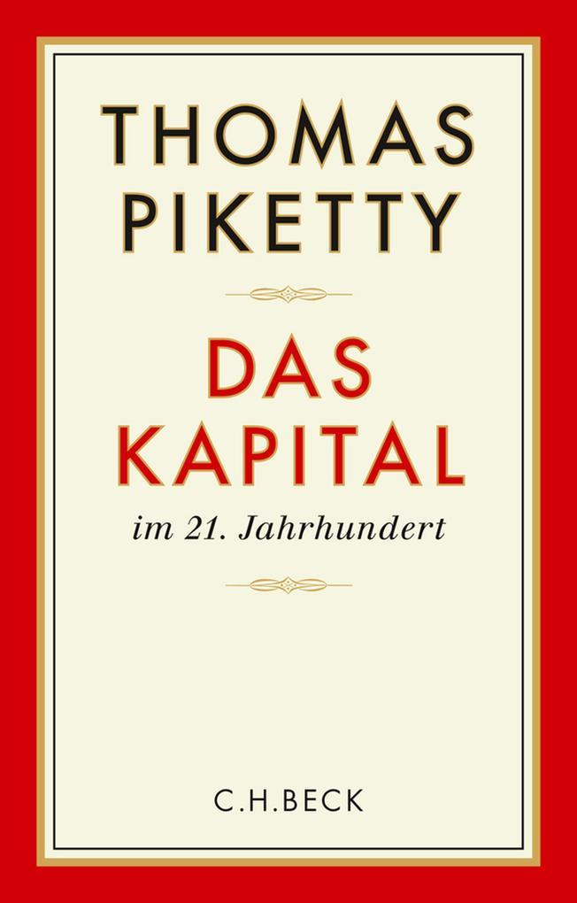 Das Kapital im 21. Jahrhundert als eBook epub