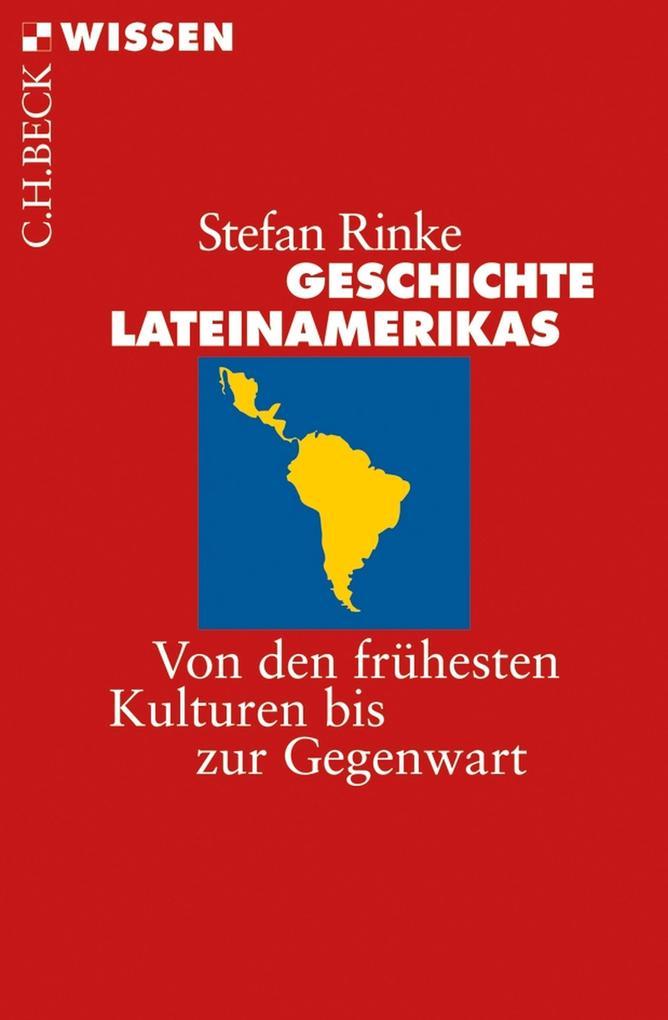 Geschichte Lateinamerikas als eBook epub