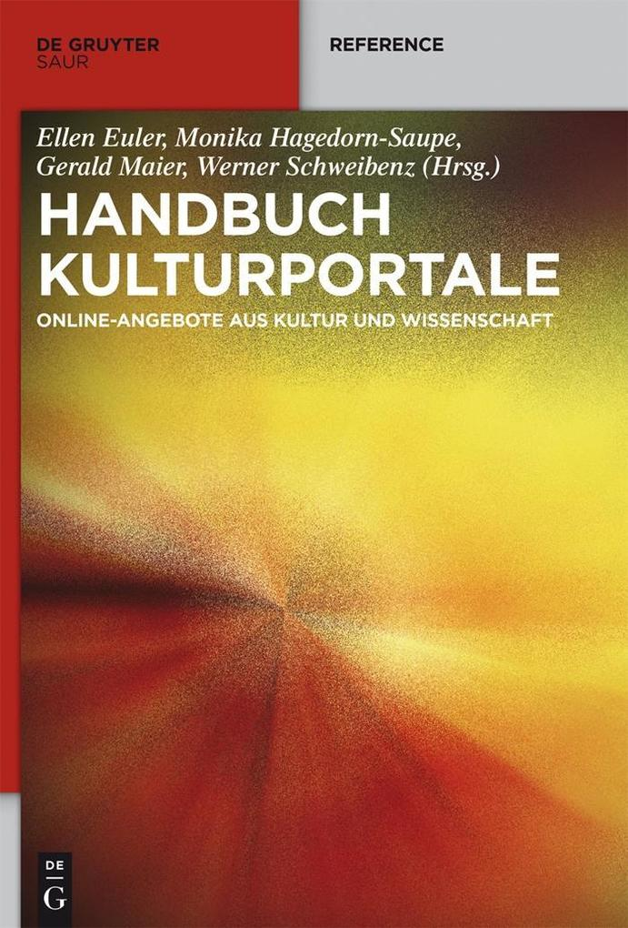 Handbuch Kulturportale als eBook epub