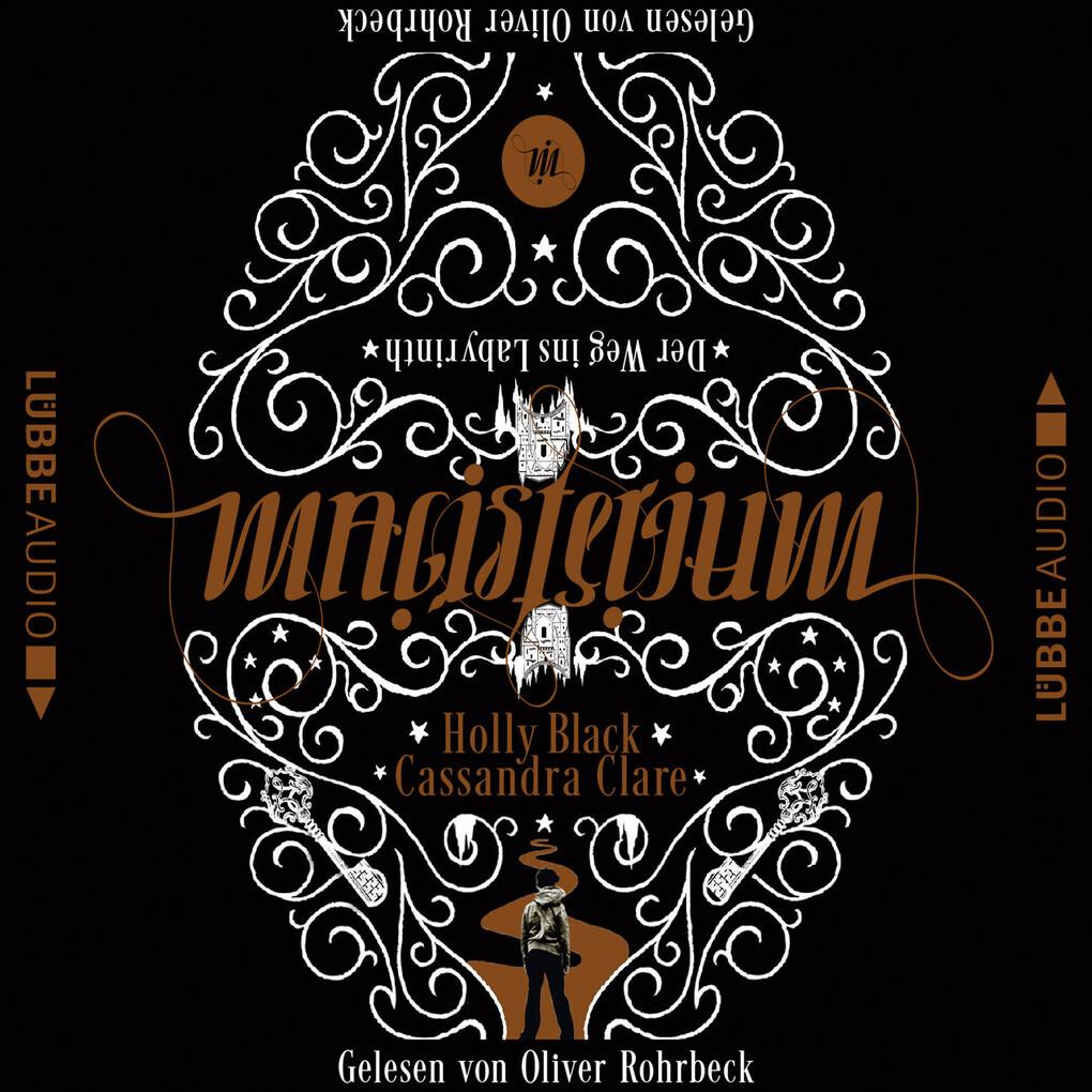 Magisterium - Der Weg ins Labyrinth als Hörbuch Download