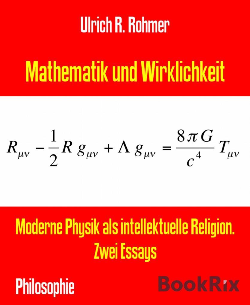 Mathematik und Wirklichkeit als eBook epub