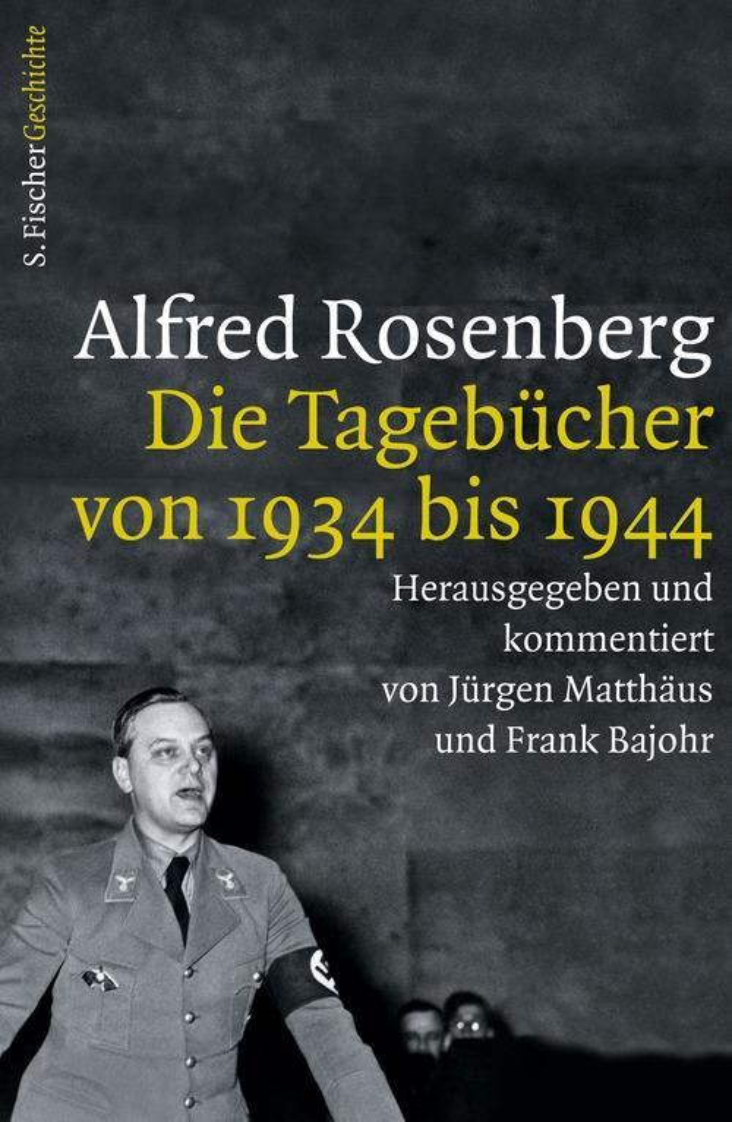 Alfred Rosenberg als eBook epub