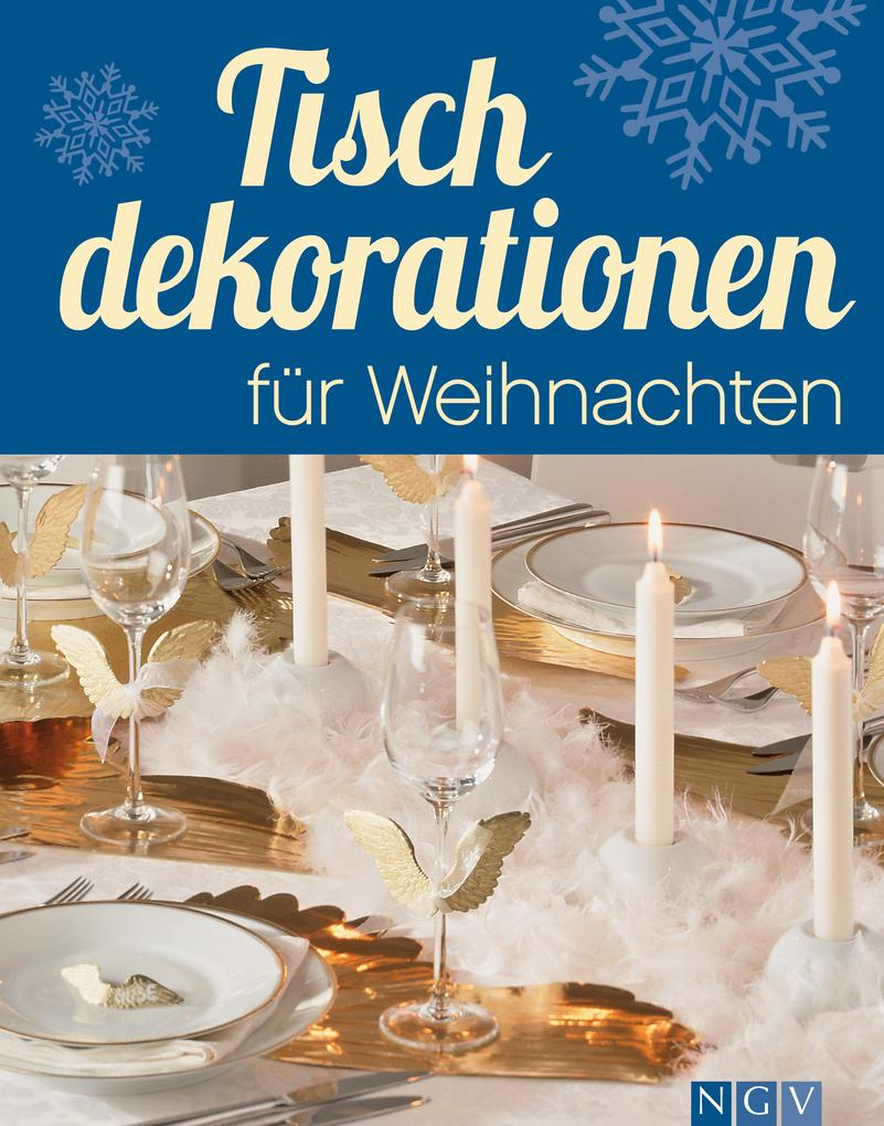 Tischdekorationen für Weihnachten als eBook epub