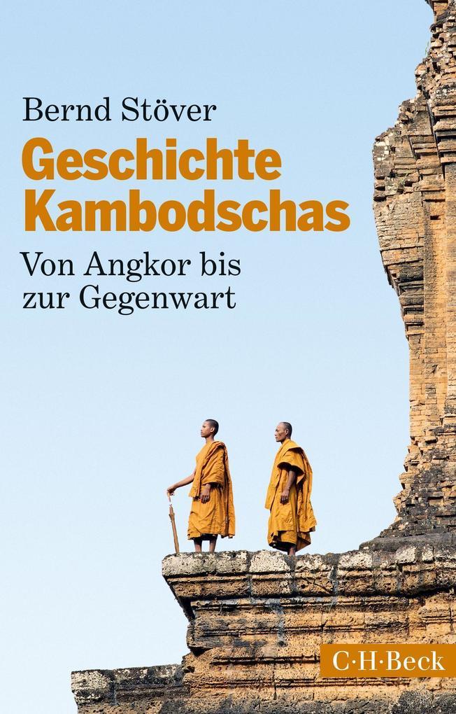 Geschichte Kambodschas als Taschenbuch
