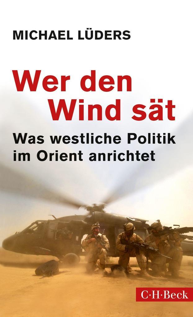 Wer den Wind sät als Buch (kartoniert)