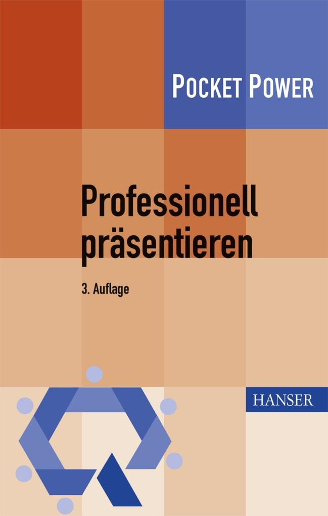 Professionell präsentieren als eBook pdf