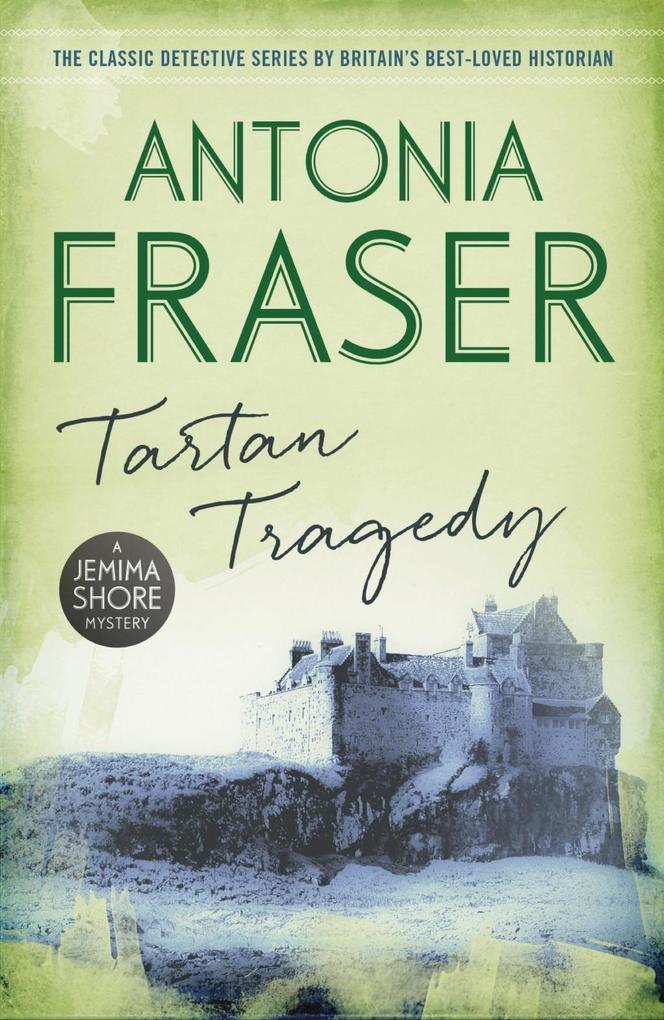 Tartan Tragedy als eBook epub