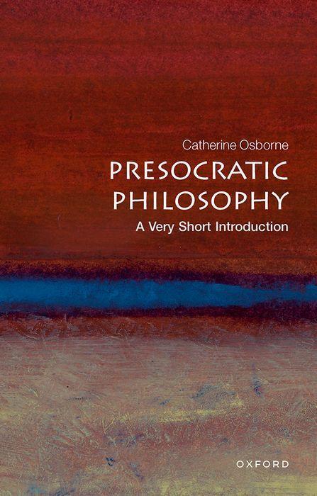 Presocratic Philosophy: A Very Short Introduction als Buch (kartoniert)