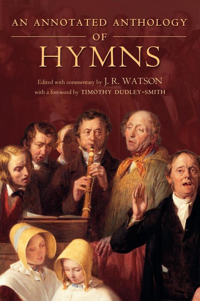 An Annotated Anthology of Hymns als Buch (kartoniert)