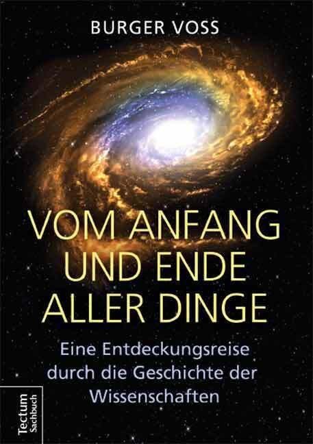 Vom Anfang und Ende aller Dinge als Buch