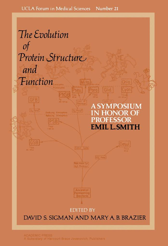 The Evolution of Protein Structure and Function als eBook pdf