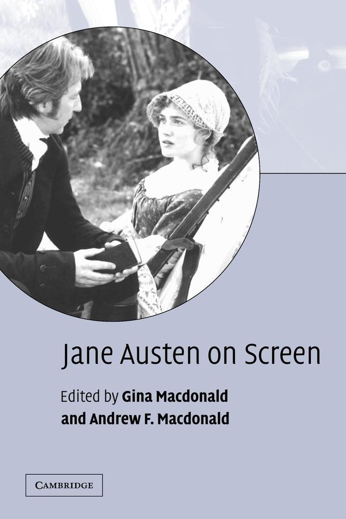 Jane Austen on Screen als Buch (kartoniert)