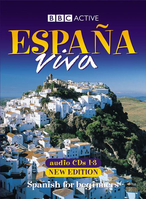 ESPANA VIVA CDS 1-3 NEW EDITION als CD