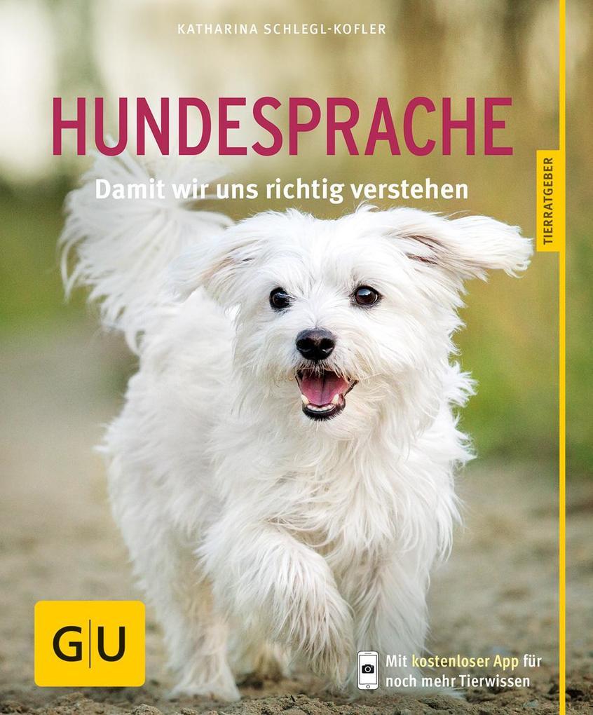 Hundesprache als Buch (kartoniert)