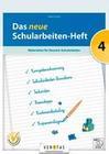 Sprachlichter 4. Schuljahr. Das neue Schularbeiten-Heft