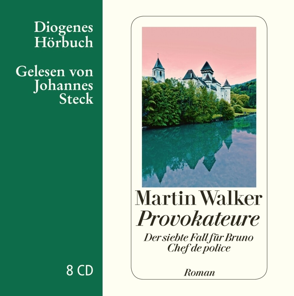 Provokateure als Hörbuch CD