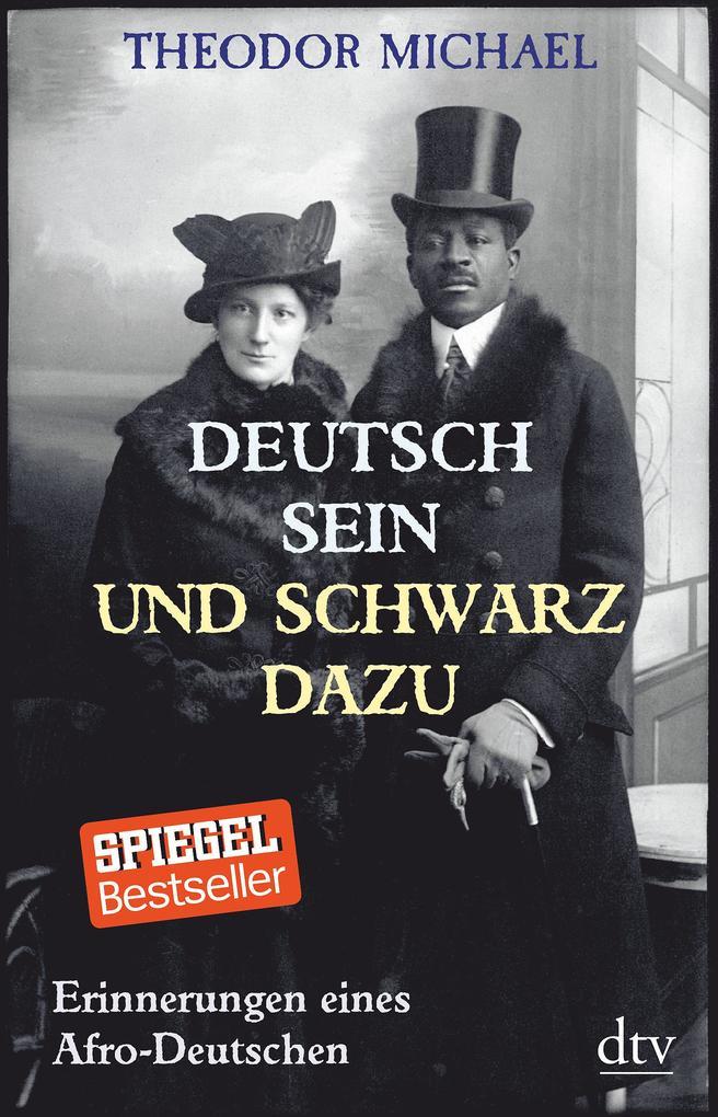 Deutsch sein und schwarz dazu als Taschenbuch