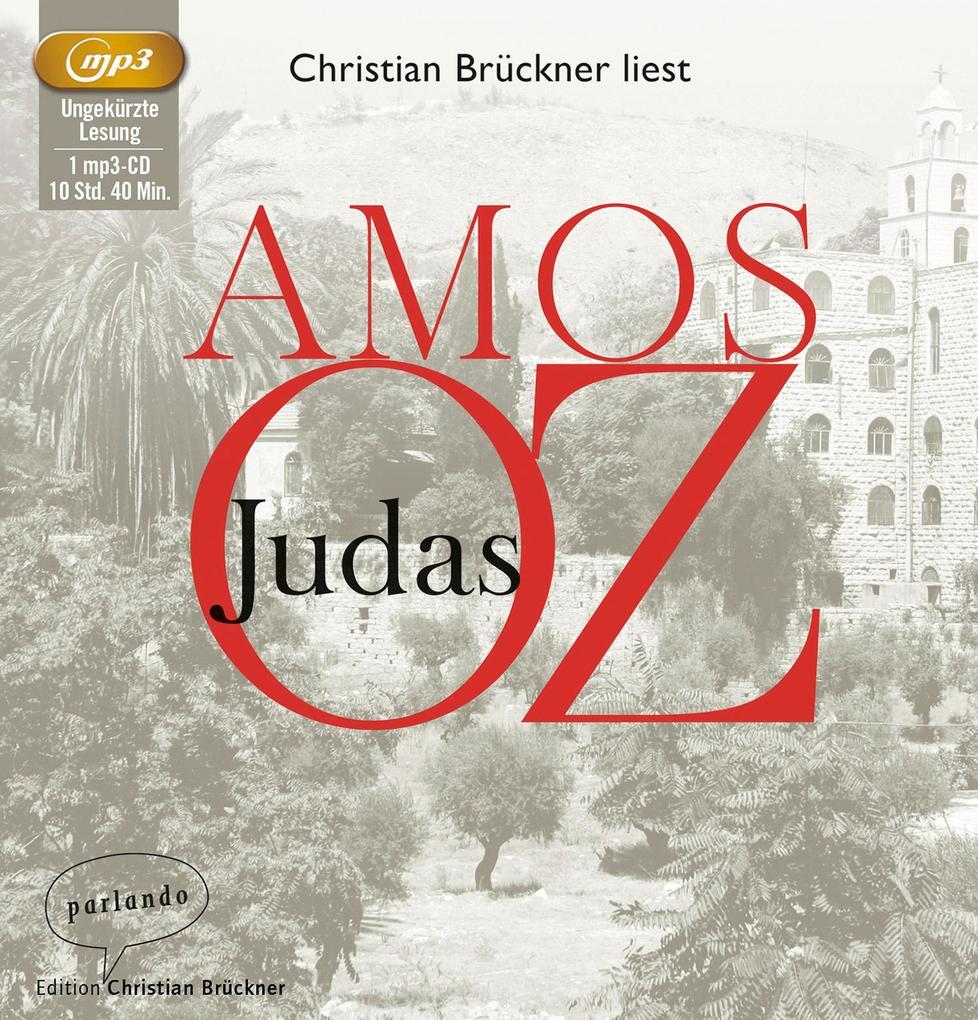 Judas als Hörbuch CD