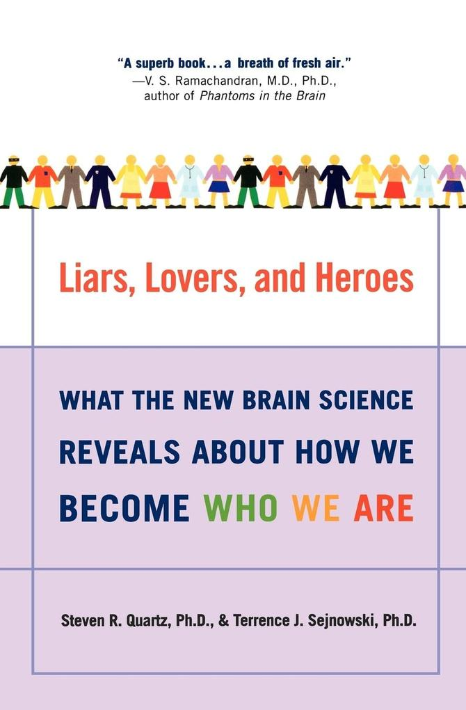 Liars, Lovers, and Heroes als Taschenbuch