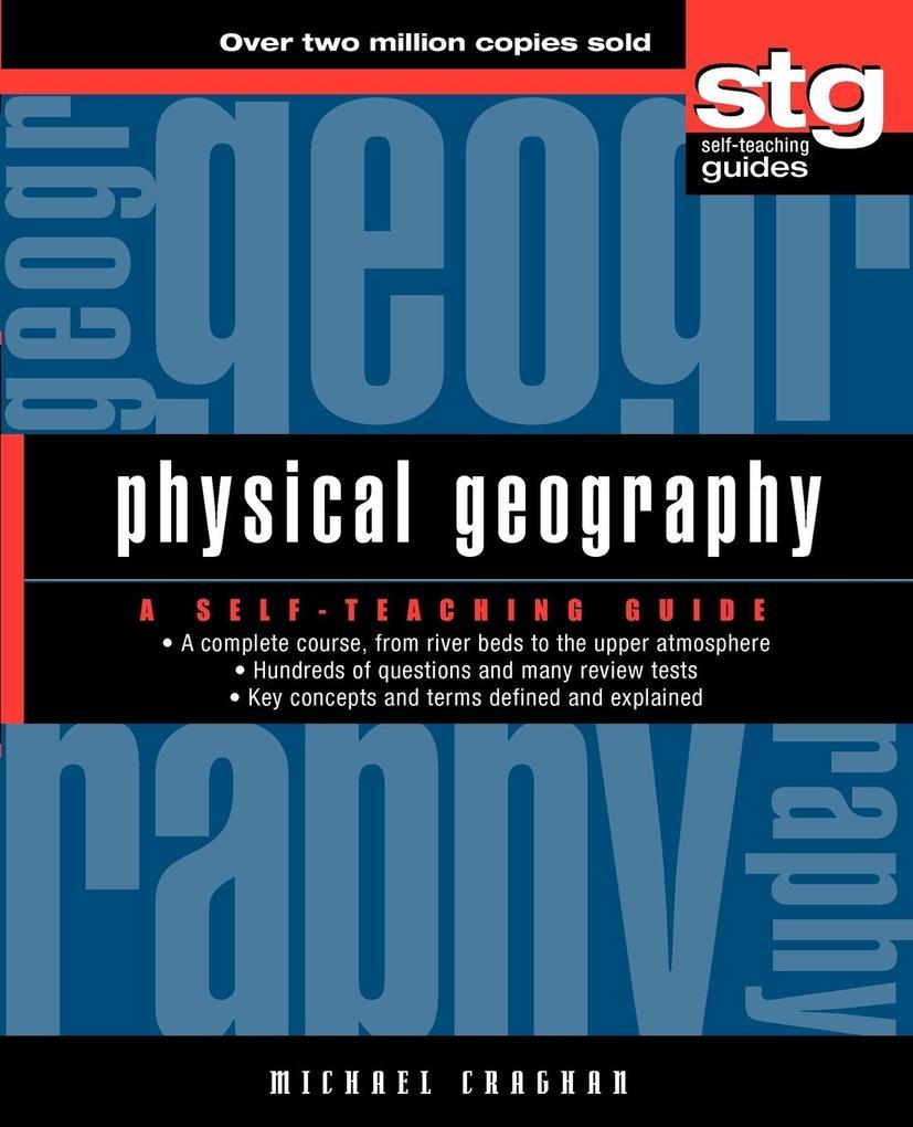 Geography STG als Taschenbuch