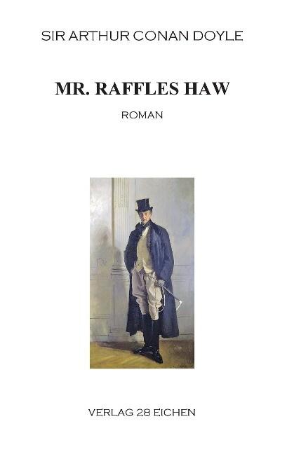 Mr. Raffles Haw als Buch (kartoniert)