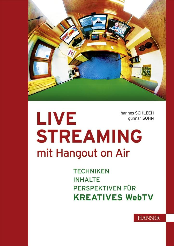 Live Streaming mit Hangout On Air als eBook epub