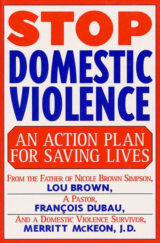Stop Domestic Violence als eBook epub
