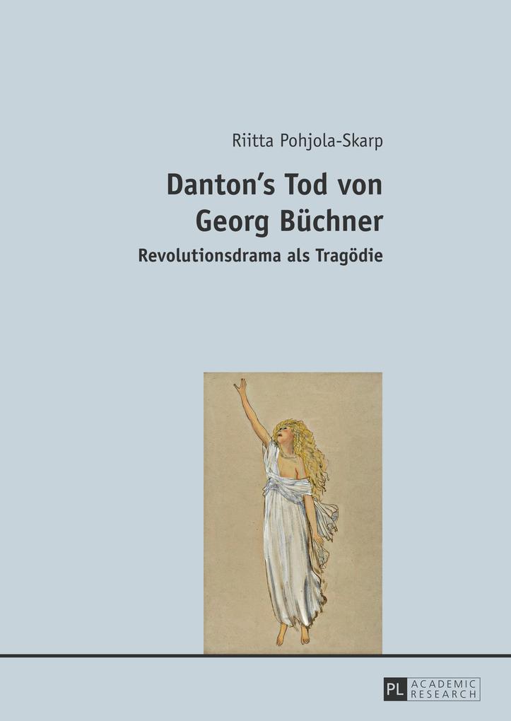 Danton's Tod von Georg Büchner als Buch (gebunden)