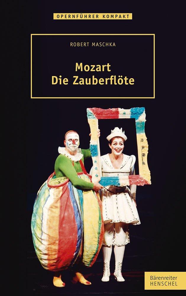 Mozart - Die Zauberflöte als Buch (kartoniert)