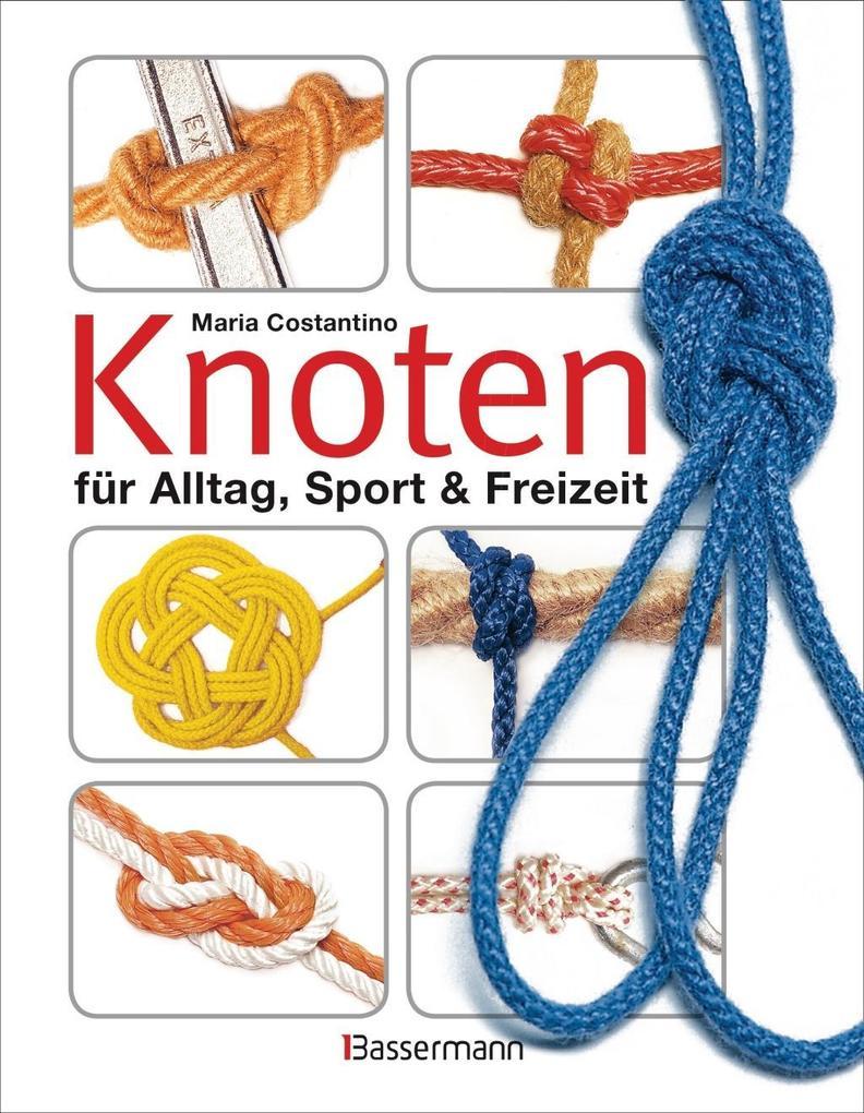 Knoten als Buch (gebunden)