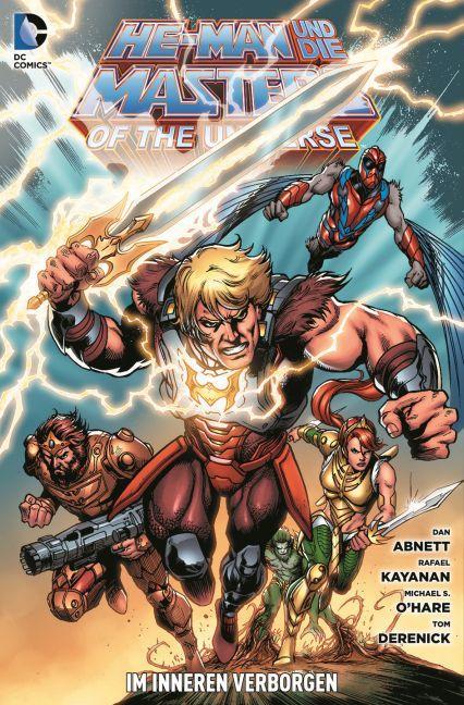 He-Man und die Masters of the Universe 04: Im Inneren verborgen als Buch (kartoniert)
