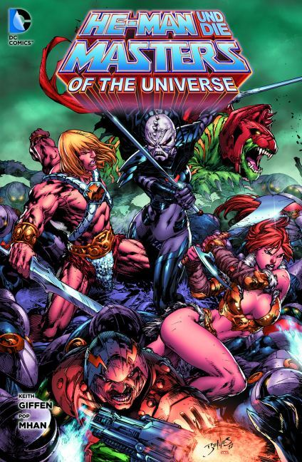 He-Man und die Masters of the Universe 03: Schwere Zeiten als Taschenbuch