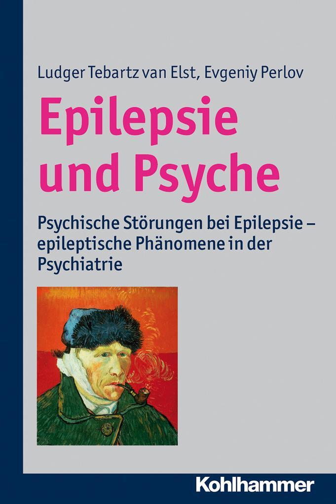Epilepsie und Psyche als eBook epub