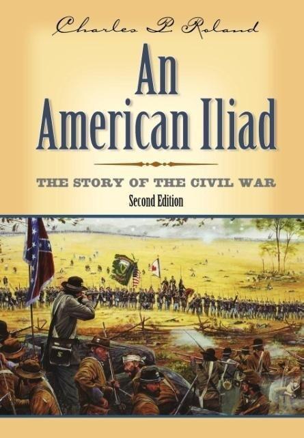 An American Iliad als Buch (gebunden)
