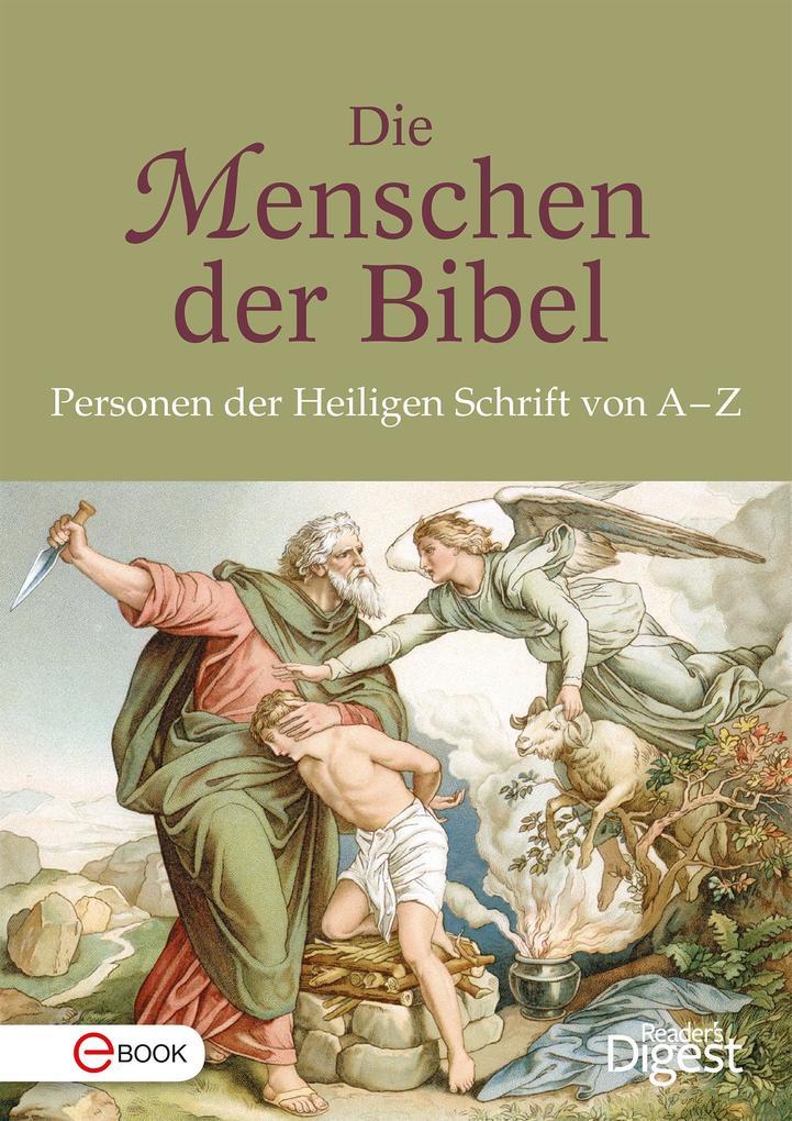Die Menschen der Bibel als eBook epub