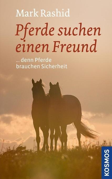 Pferde suchen einen Freund als Buch (gebunden)