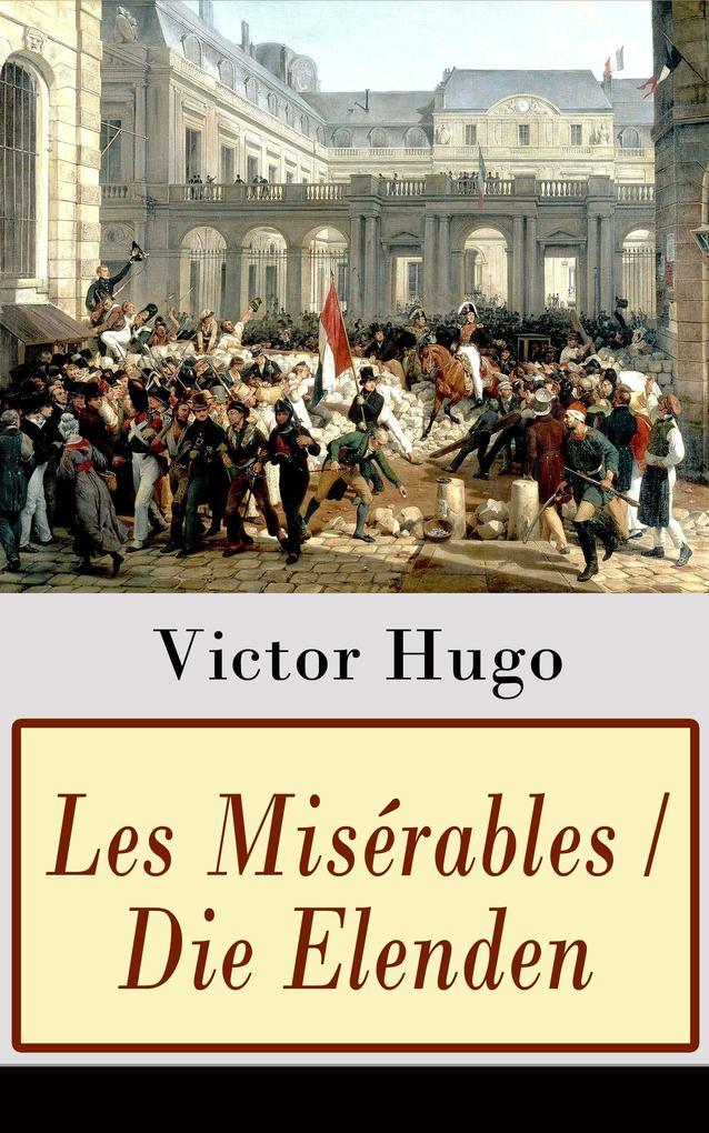 Les Misérables / Die Elenden als eBook epub