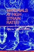 Materials at High Strain Rates als Buch (gebunden)