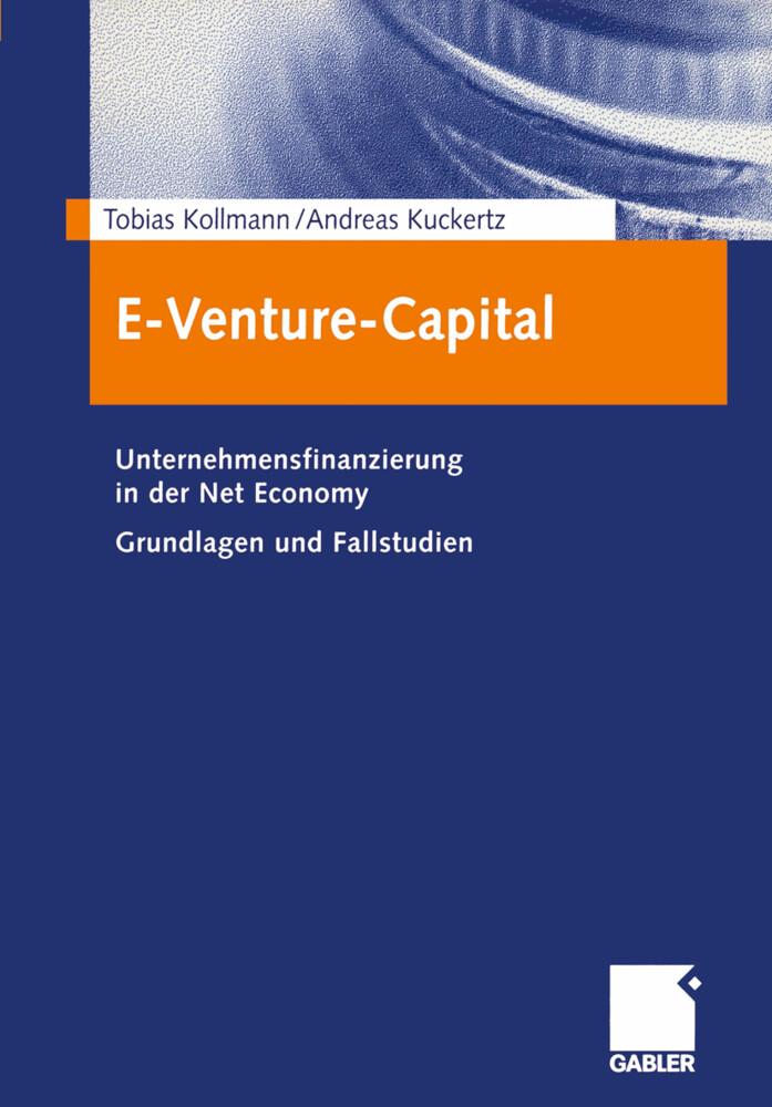 E-Venture-Capital als Buch (kartoniert)