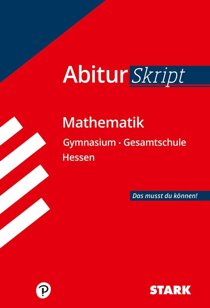 AbiturSkript - Mathematik Hessen als Buch (kartoniert)