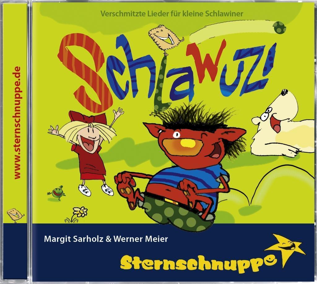 Schlawuzi. CD als Hörbuch CD