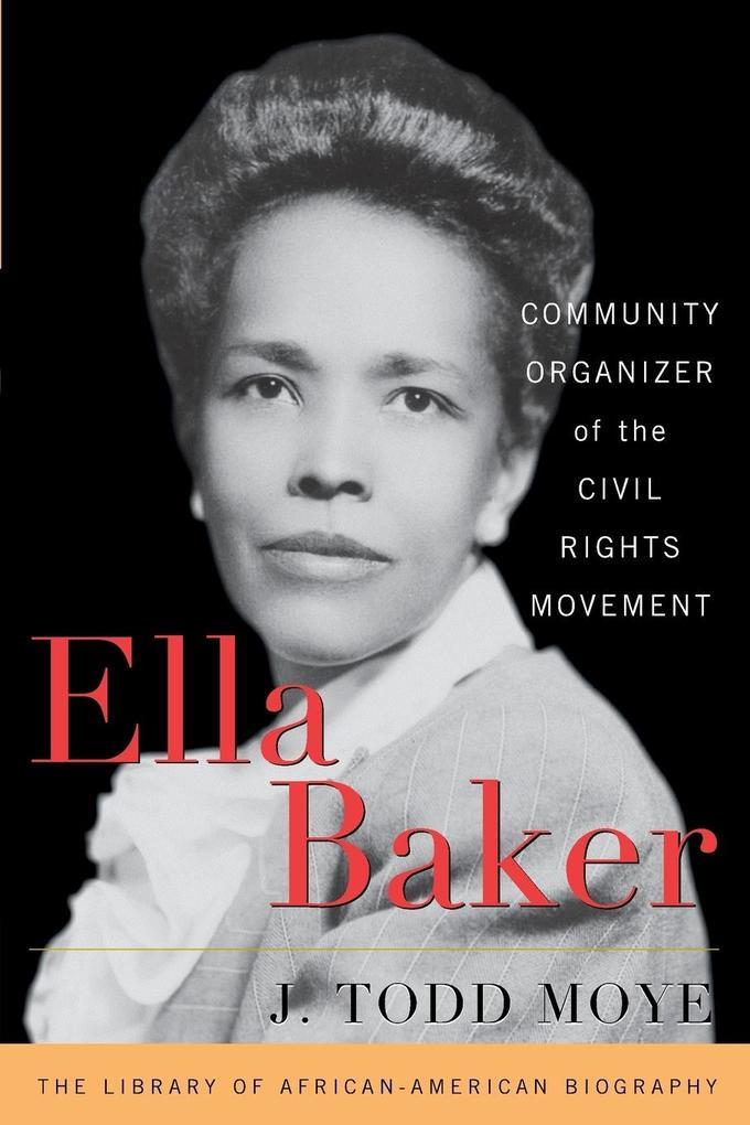 Ella Baker als Taschenbuch