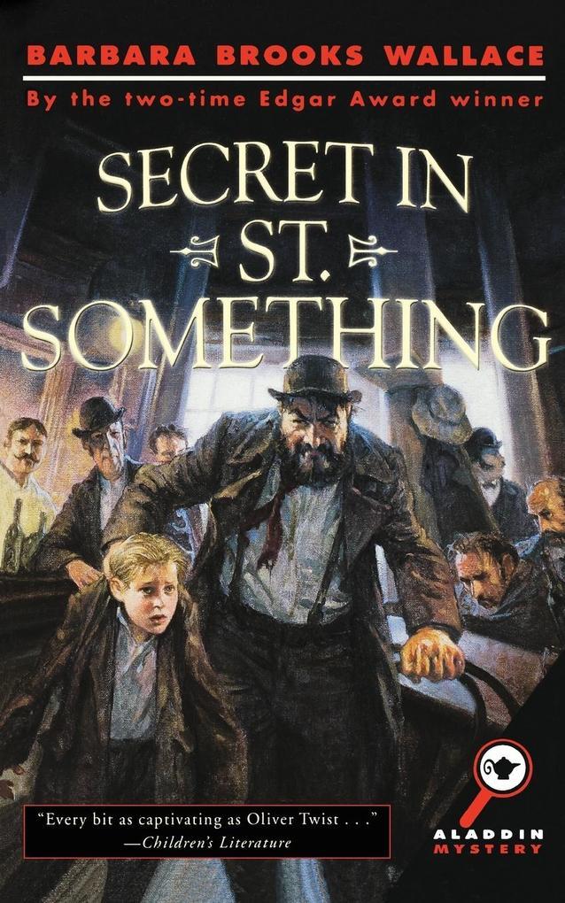 Secret in St. Something als Taschenbuch