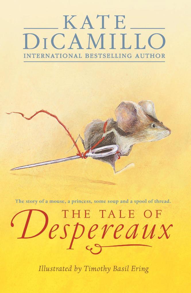 The Tale of Despereaux als Taschenbuch