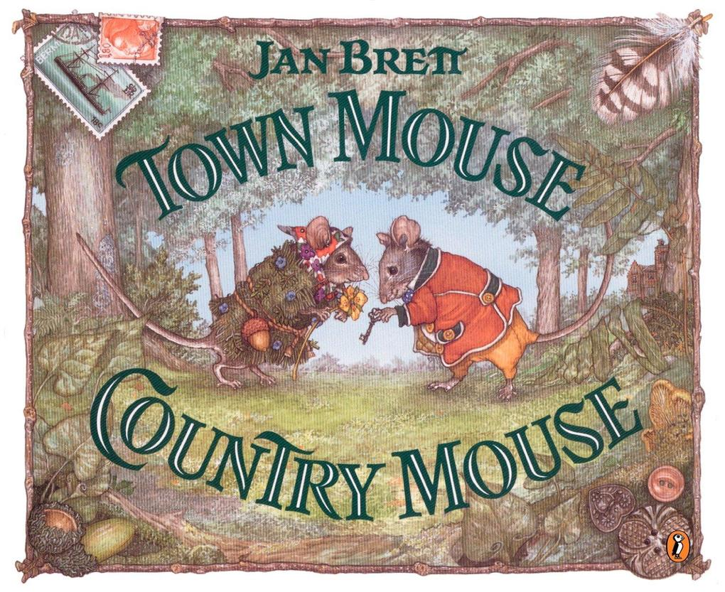 Town Mouse, Country Mouse als Taschenbuch
