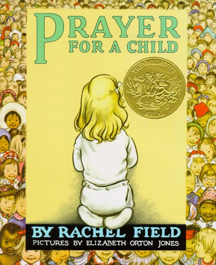Prayer for a Child als Buch (gebunden)