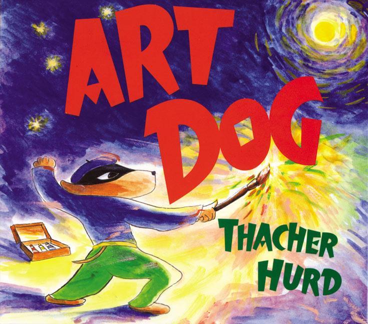 Art Dog als Buch (gebunden)
