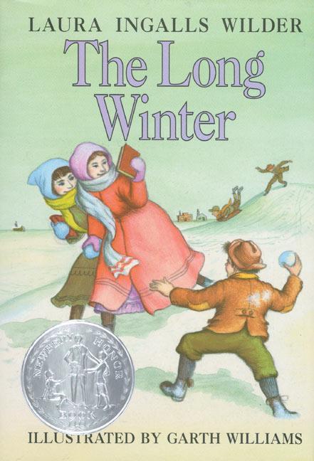 The Long Winter als Buch (gebunden)