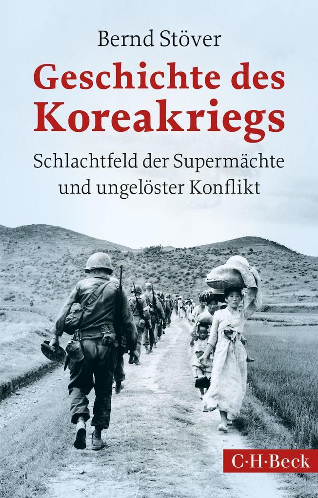 Geschichte des Koreakriegs als Taschenbuch